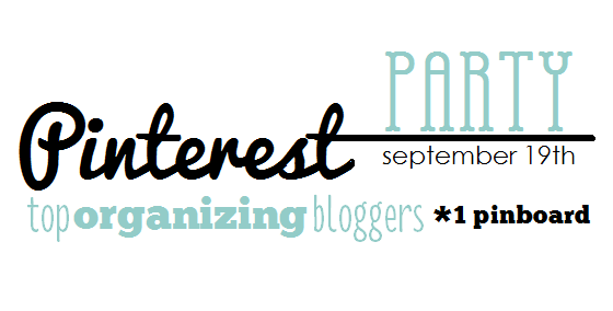 Top Organizing Bloggers – Pinterest Party Day