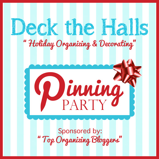 Deck the Halls Pinning Party!