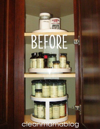 Kitchen Month My Spice Storage Free Spice Inventory