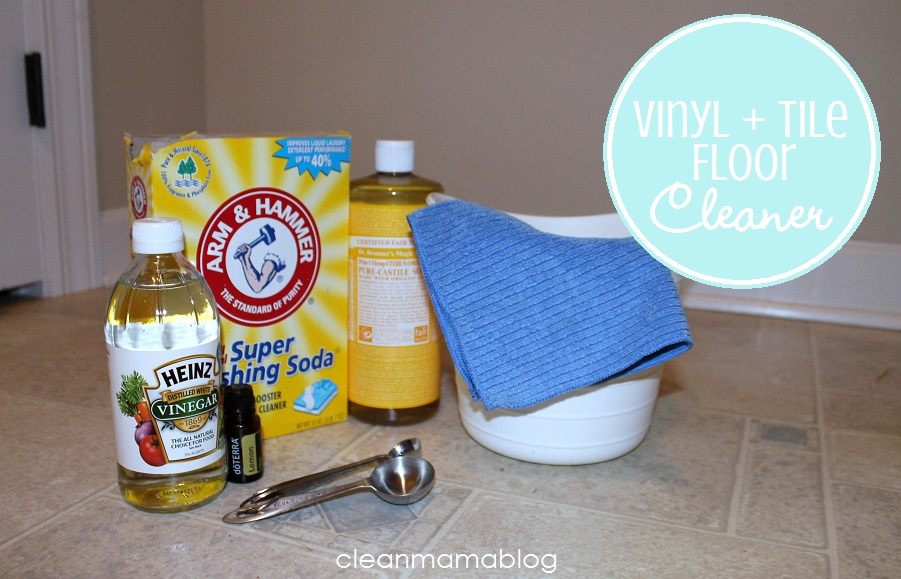 Diy Homemade Cleaners Vinyl Tile Cleaner Clean Mama