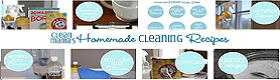 Clean Mama's Homemade Cleaning Recipes Round-Up280x80