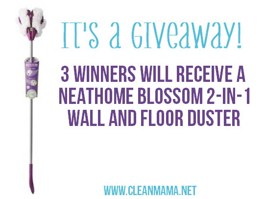 Blossom giveaway