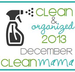 cleanandorganizeddecemberbutton2013