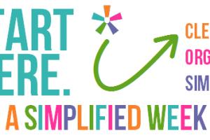 a simplified week