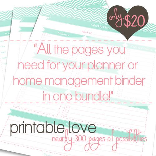 Printable Love Bundle AD 500x500
