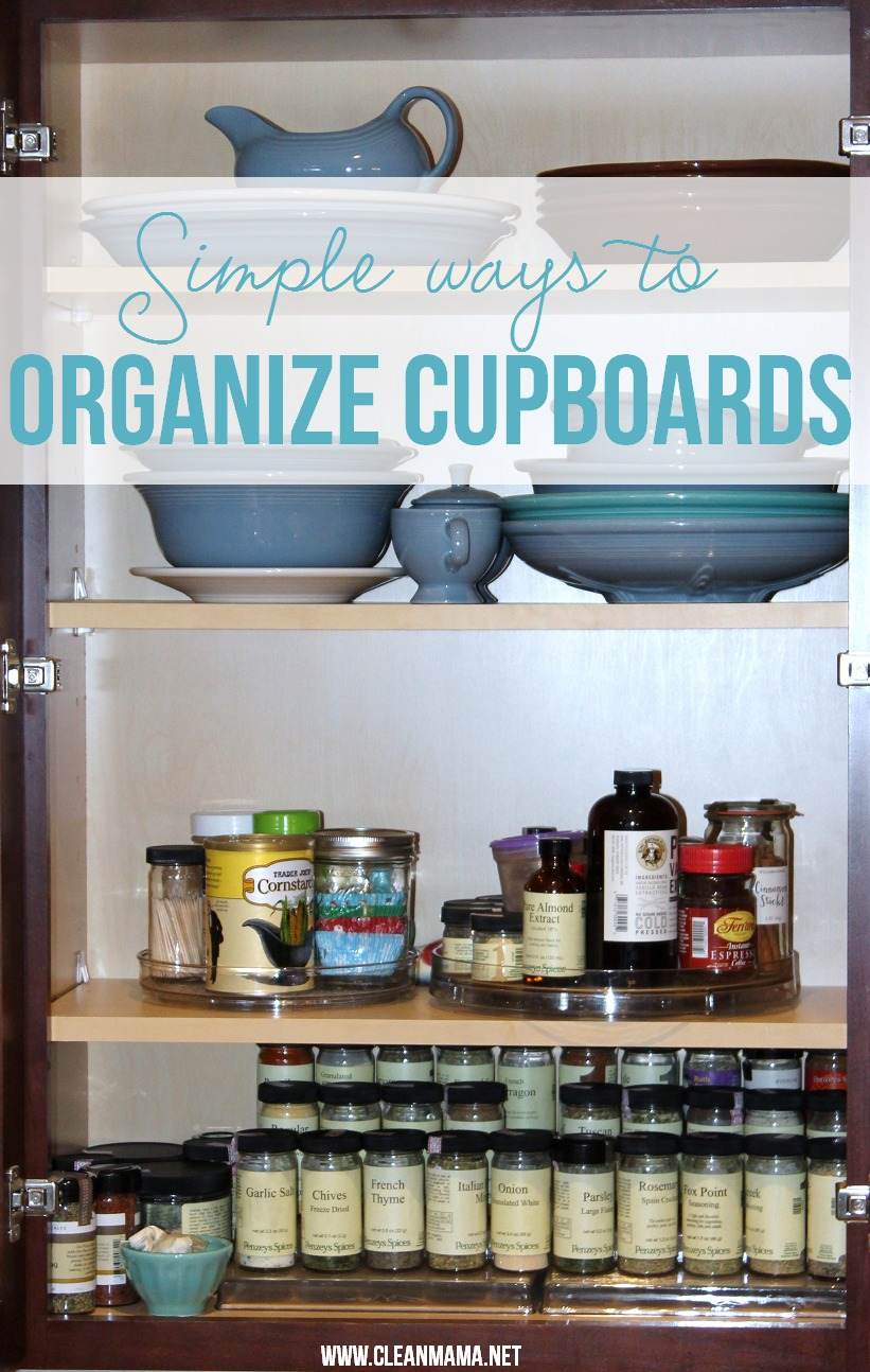 How to organize kitchen cupboards kitchen cabinet Best way to organize kitchen cabinets and drawers