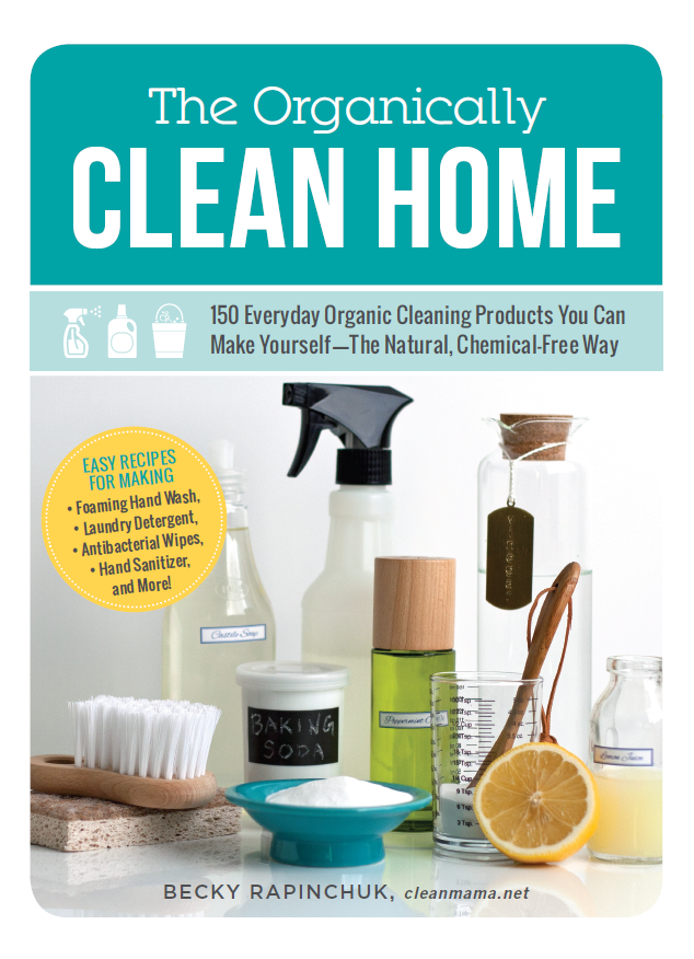 the organically clean home clean mama