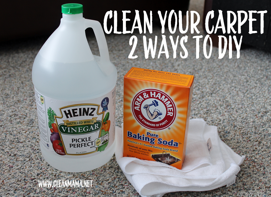 Spring Cleaning Carpet Cleaning 2 Ways To Diy Clean Mama