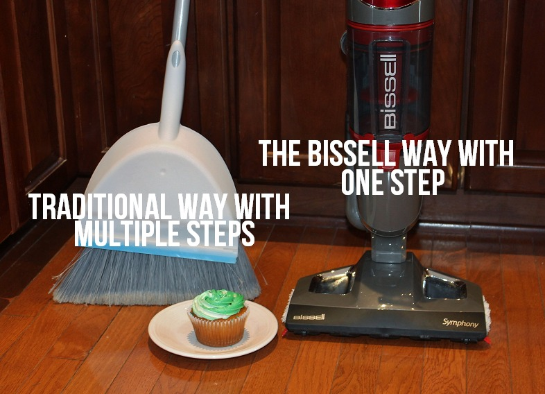 Traditional vs. Bissell Way