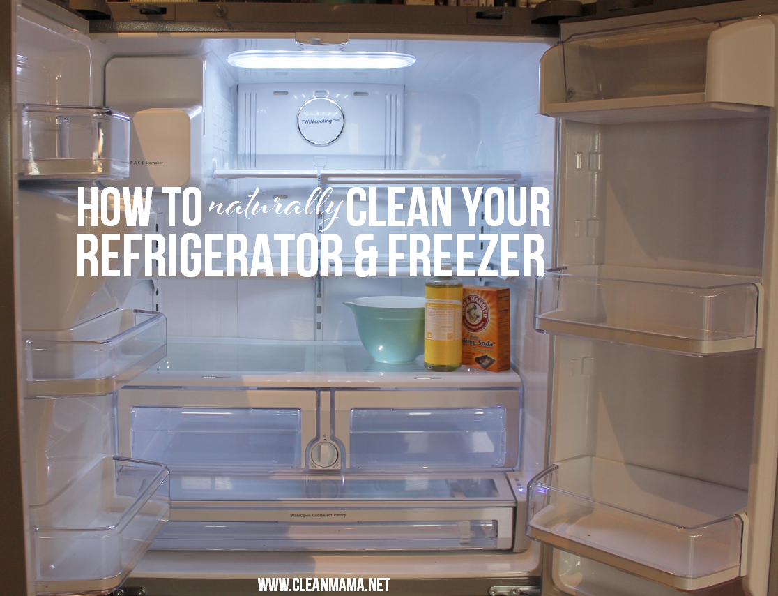 How to wash the refrigerator 99
