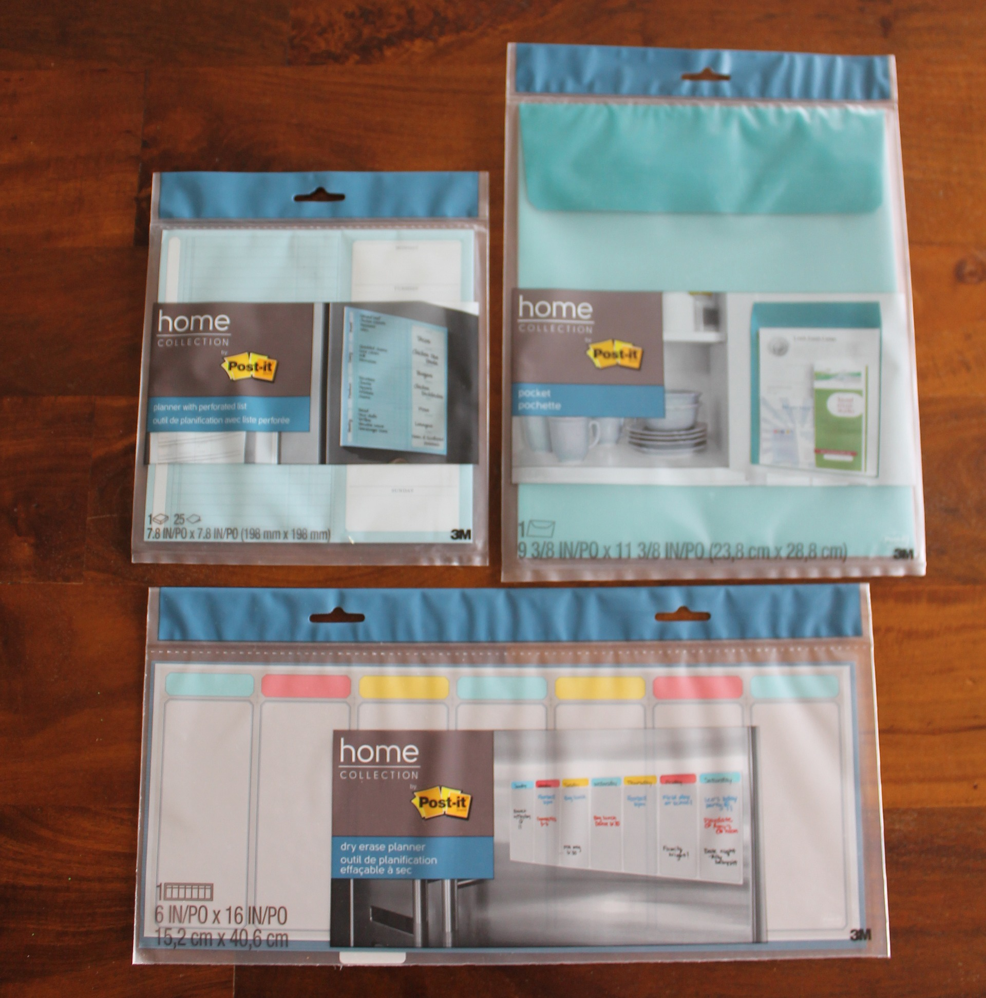 Post-It Home Collection4 via Clean Mama
