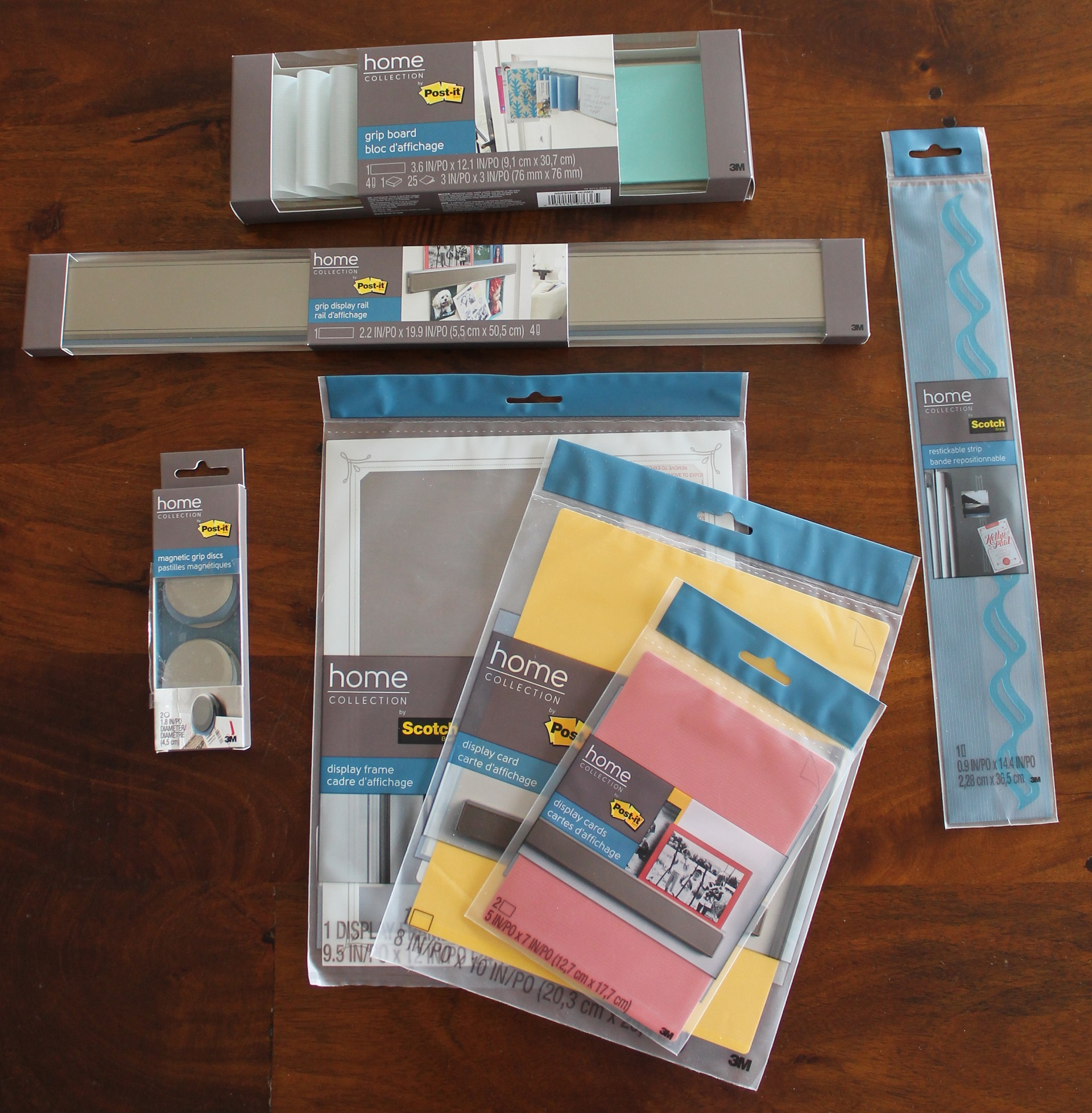 Post-It Home Collection5 via Clean Mama
