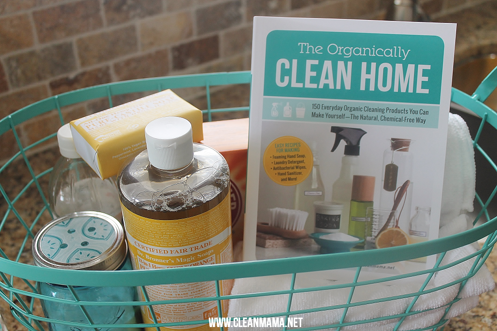 The Organically Clean Home  via Clean Mama