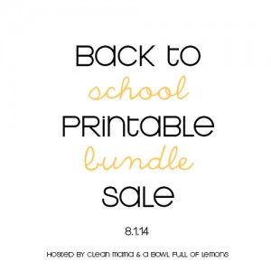 Back to school bundle FB ad