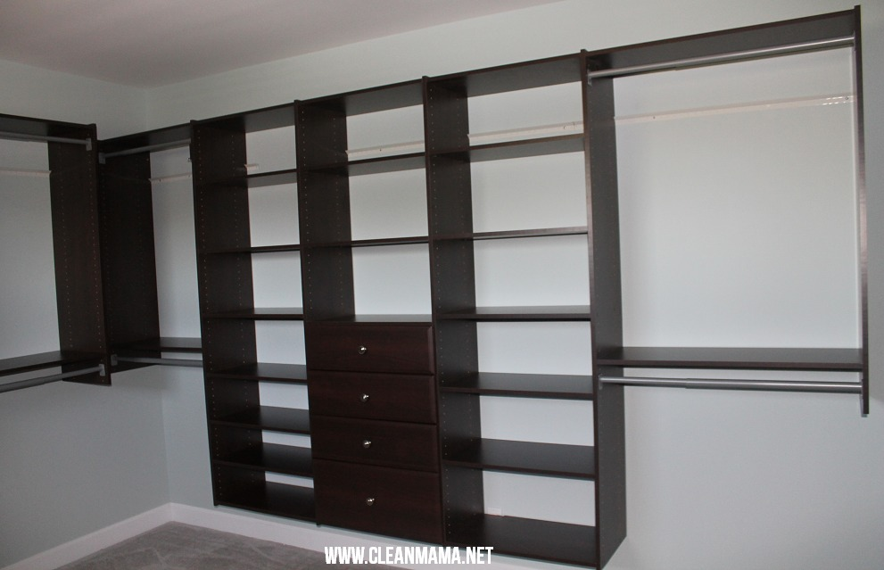 Awesome Master Bedroom Closet After 2 Via Clean Mama
