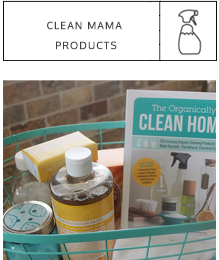 clean mama products