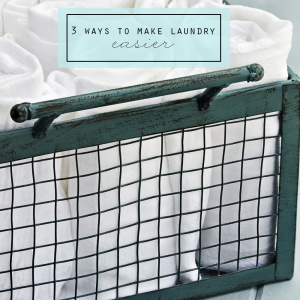 3 Ways to Make Laundry Easier - Clean Mama