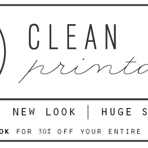 Clean Mama Printables New Look Sale
