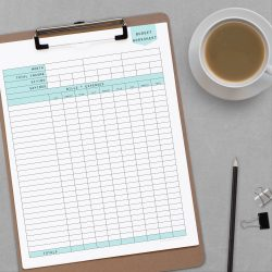EVERYDAY CLEANING PLANNER