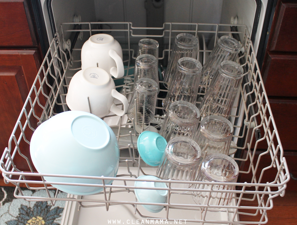 The Right Way To Load A Dishwasher Clean Mama