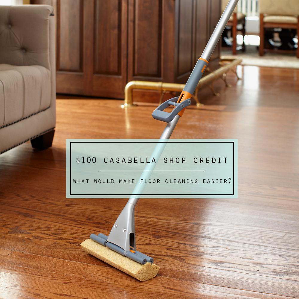 $100 Casabella Shop Credit via Clean Mama