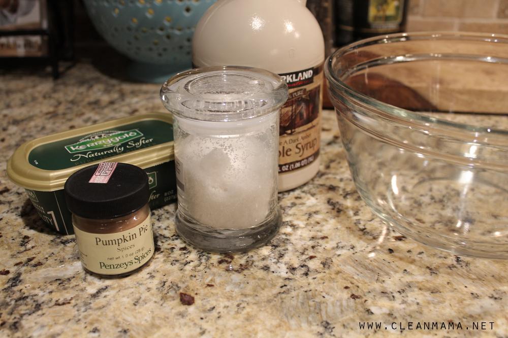 Make your squash sweet or savory via Clean Mama