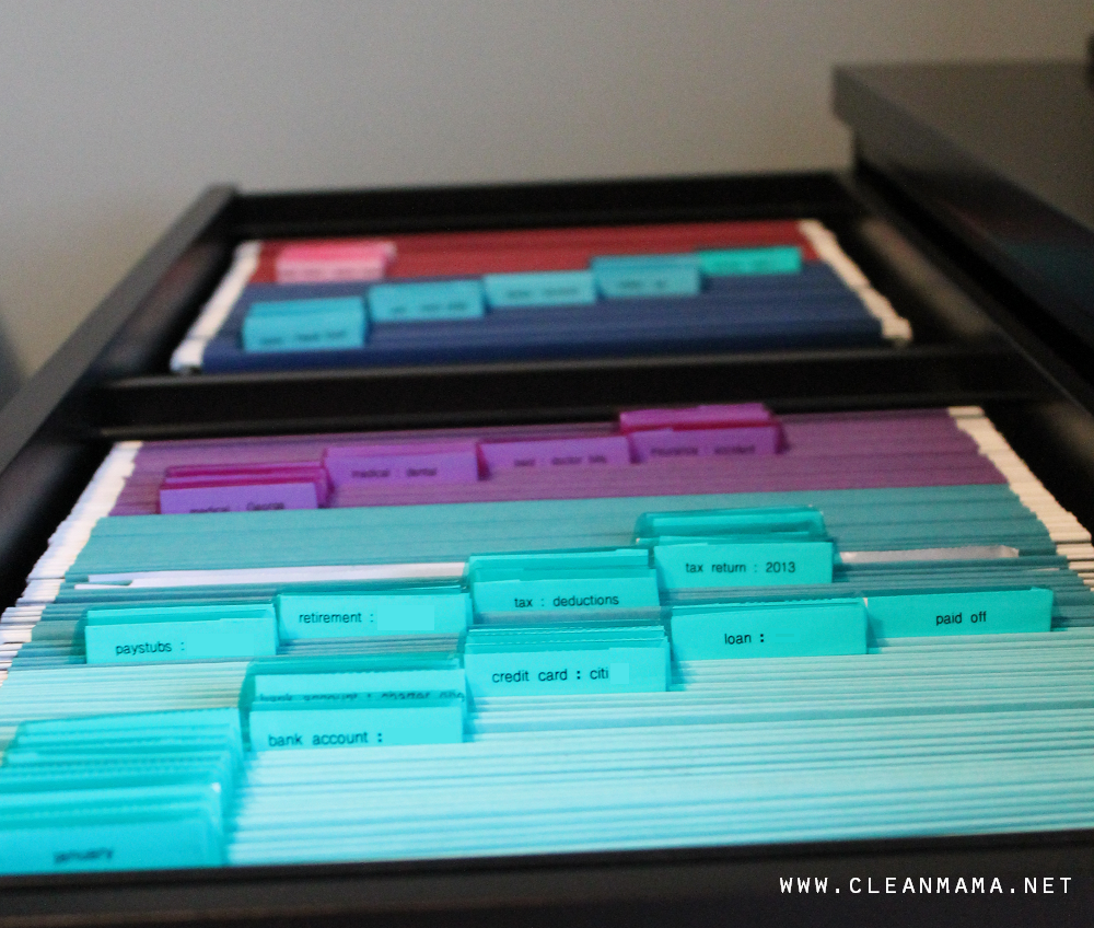 How To Set Up A Filing And Budget System That Really Works