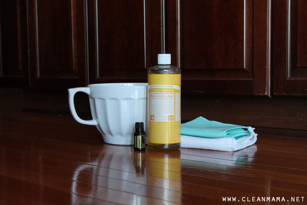 How to Clean Cupboards via Clean Mama