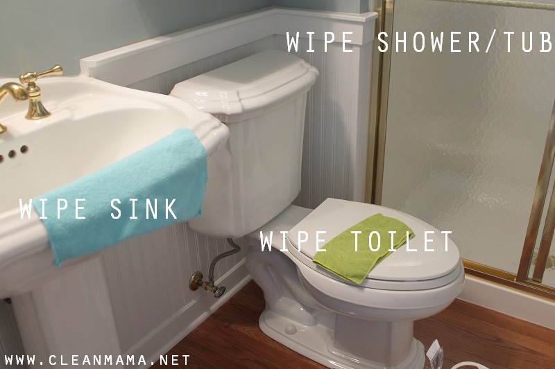 Bathroom Sinks Toilets And Tubs bathrooms archives - clean mama