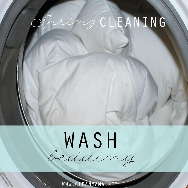 week 4 spring clean in 30 clean mama. Black Bedroom Furniture Sets. Home Design Ideas