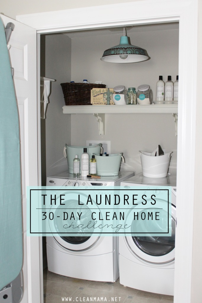 The Laundress2  via Clean Mama