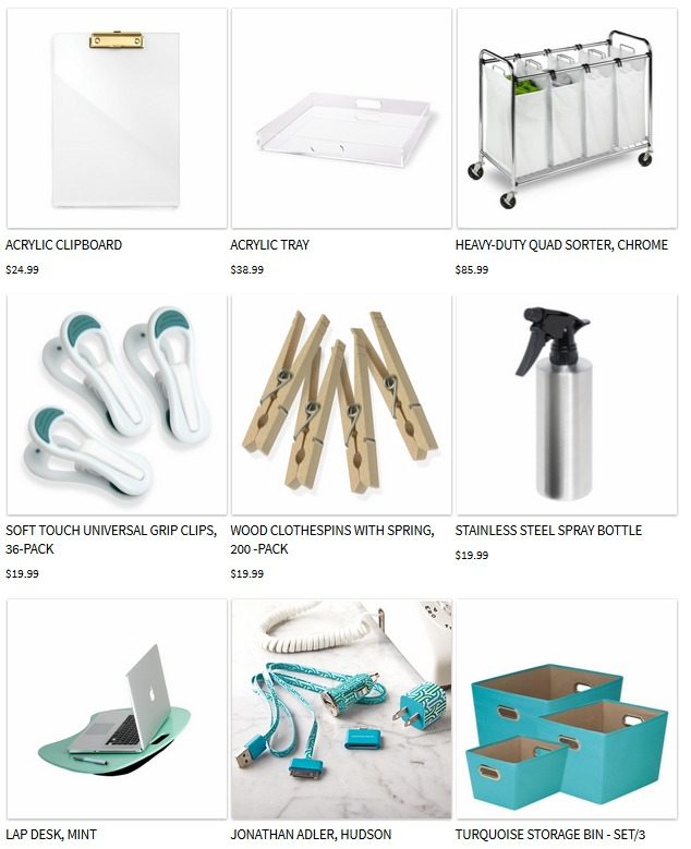 The Organizing Store Fave Products