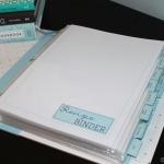 Clean Mama's Recipe Binder Kit via Clean Mama
