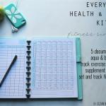Everyday Health + Fitness Kit - main - Clean Mama