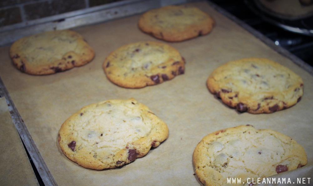 Bake as Usual via Clean Mama