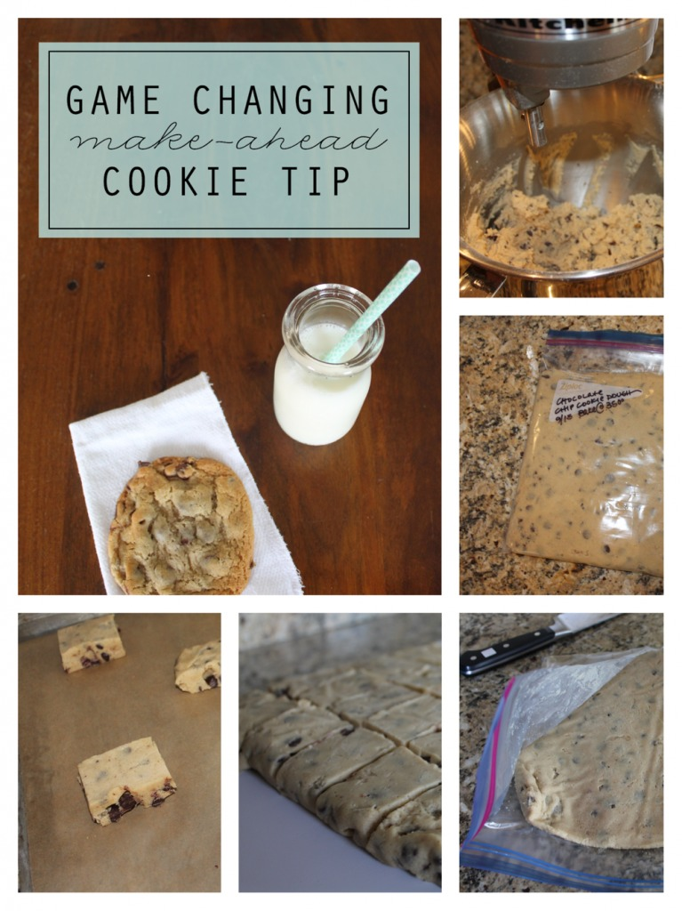 Game Changing Cookie Tip via Clean Mama copy