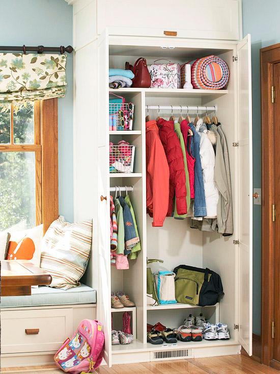 closet - bhg