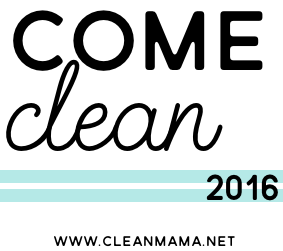 Come Clean 2016 - Clean Mama