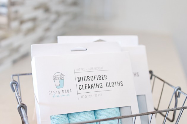 Clean Mama Home : Microfiber Cloths – sale + giveaway