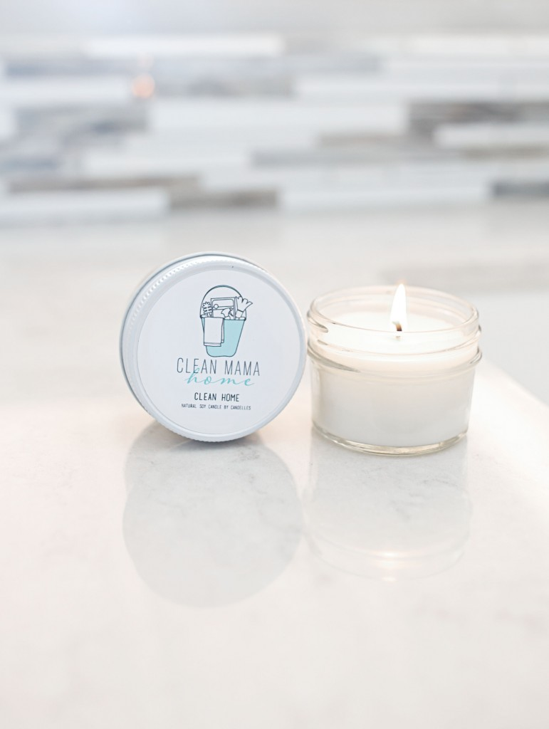 clean home candle burning - cmh