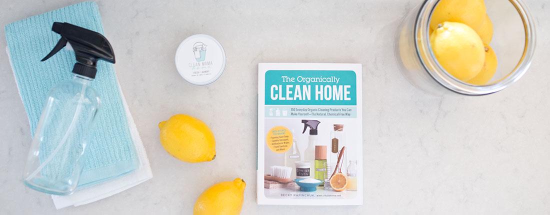 Clean Home start here - clean mama