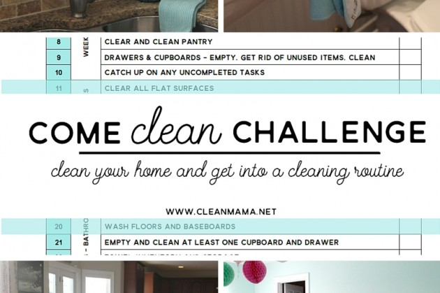 Come Clean – Wrap Up