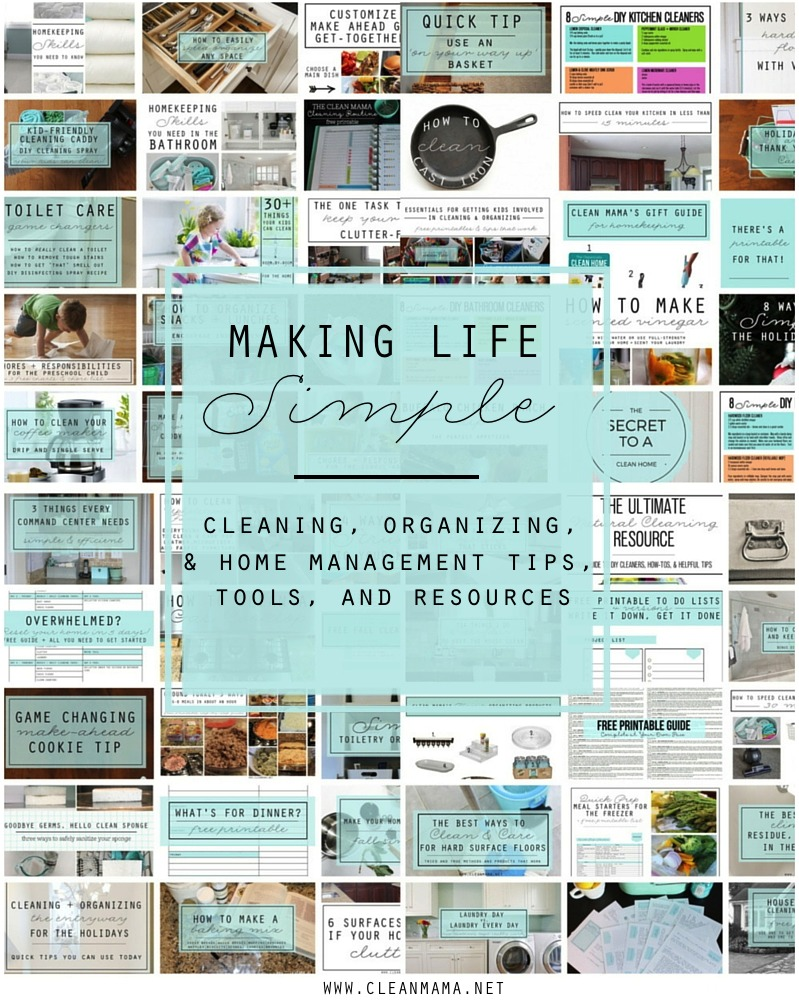 Making Life Simple - Cleaning, Organizing, and Home Management Tips on christmas tips, boxing tips, housekeeping tips, quilting tips, golf tips, internet tips, science tips, work tips, grooming tips, beauty tips, traveling tips, accounting tips, diy tips, literacy tips, education tips, shopping tips, networking tips, cleaning tips, blogging tips, management tips,