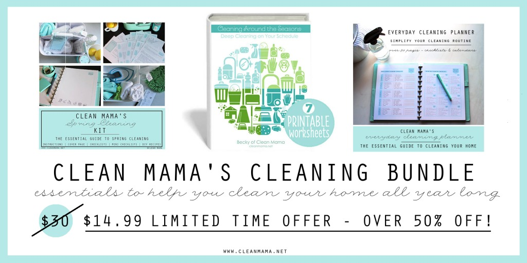 Clean Mama's Cleaning Bundle - Clean Mama