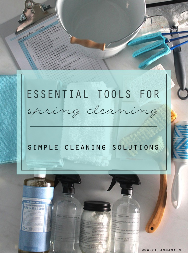 Essential Tools For Spring Cleaning