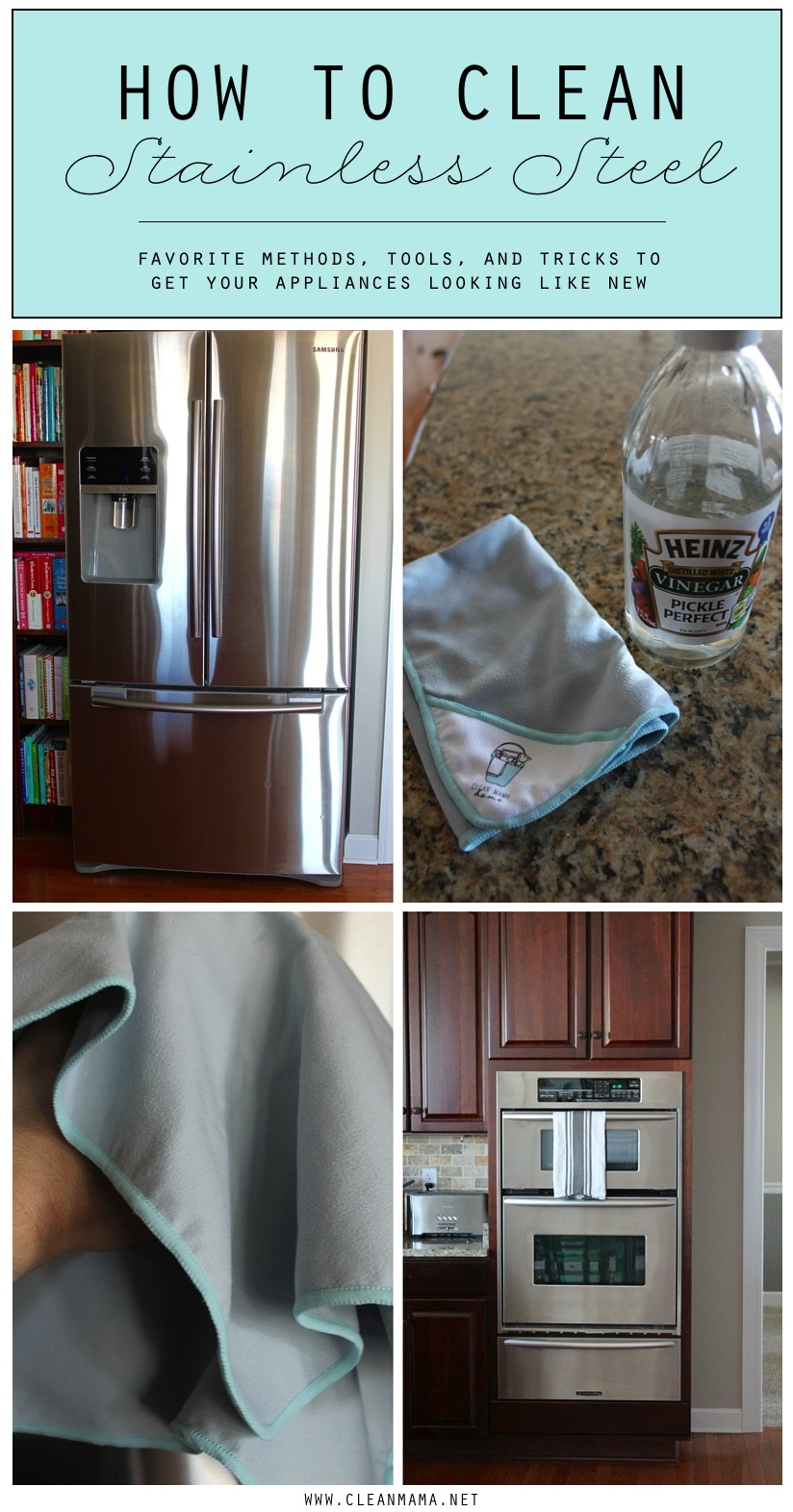 Cleaning Your Kitchen Appliances