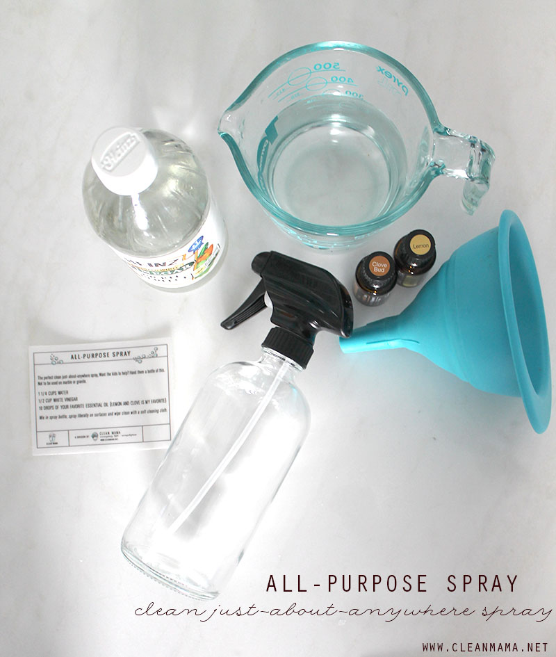 All-Purpose Spray - Clean Just About Anywhere Spary - Clean Mama