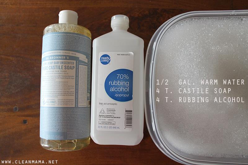 Big Batch Window Cleaner - Clean Mama