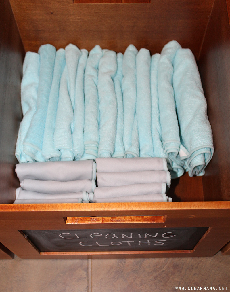 Cleaning Cloths - Clean Mama