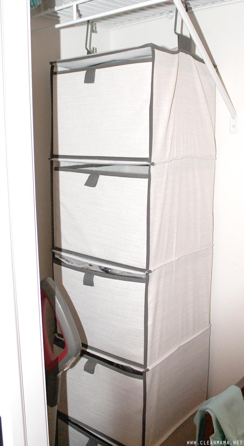 Hanging Organizer - Clean Mama